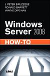 Windows Server 2008 How-To