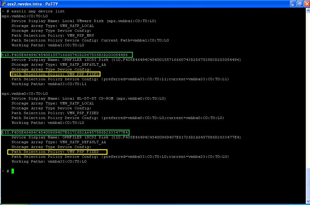 Wanted: Command-line chops for vSphere ESXi
