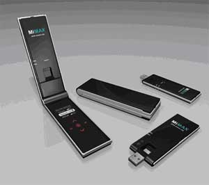 Airspan WiMAX USB