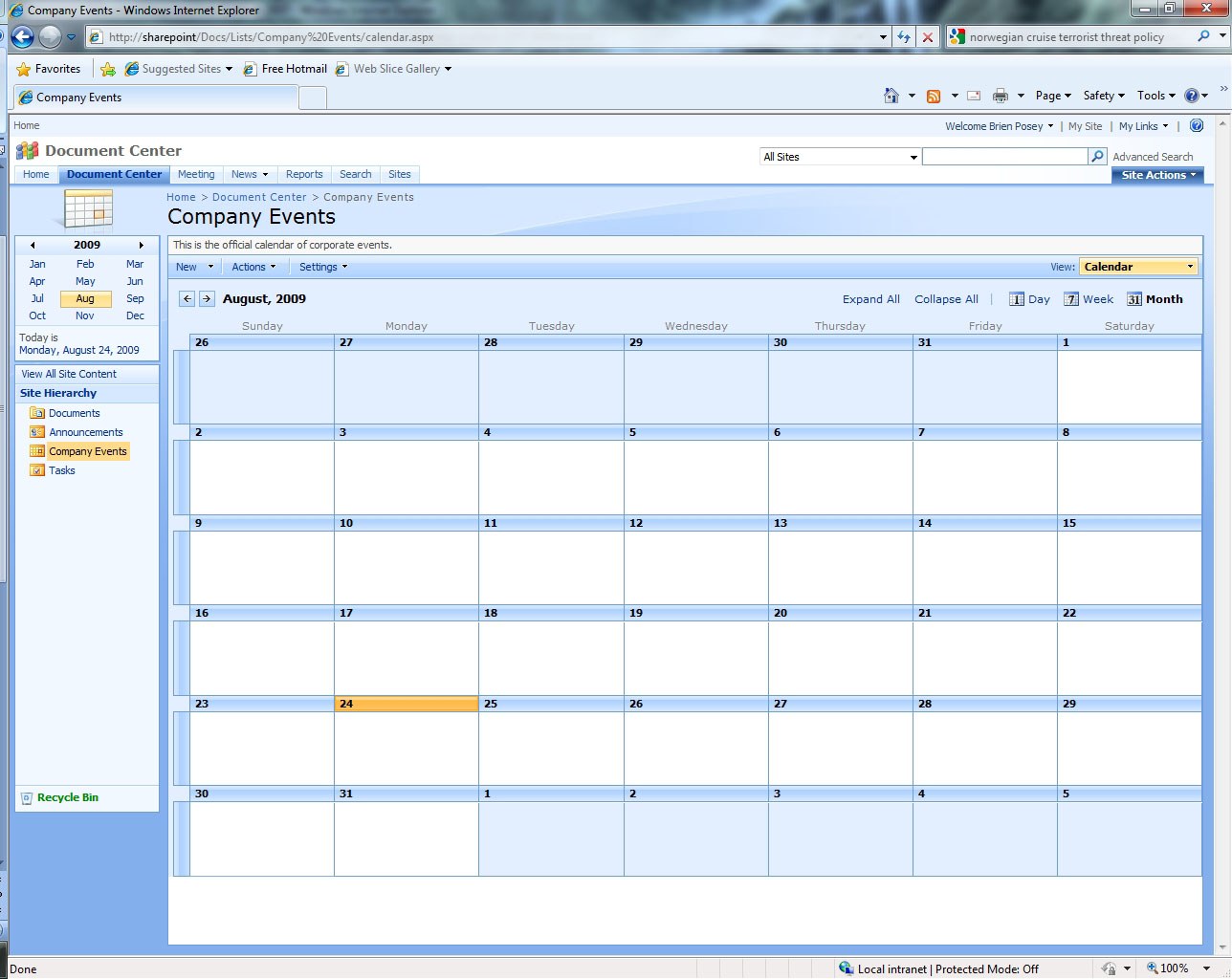 a behind the scenes look at outlook 2007 and sharepoint integration