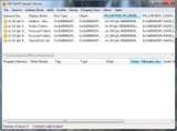 Screenshot of Microsoft's free MFCMAPI utility