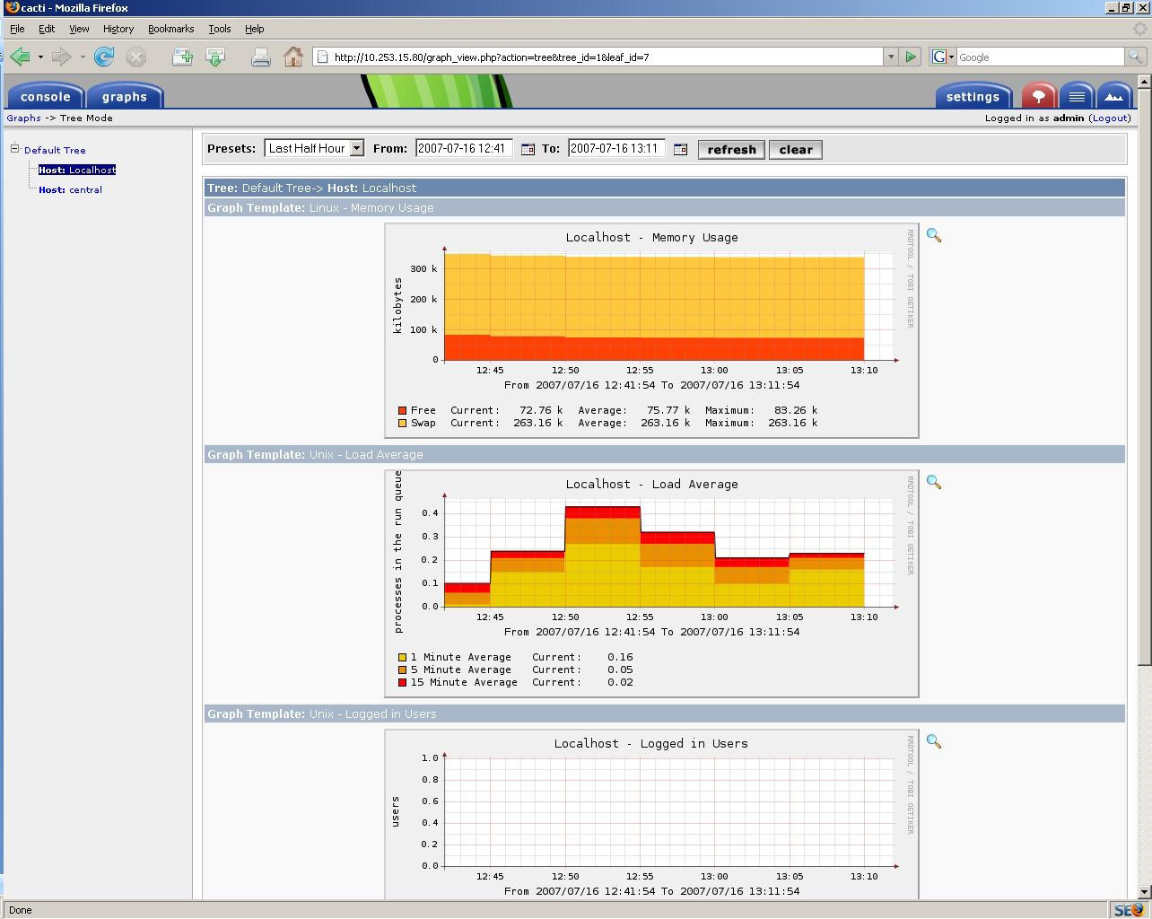 Open Source Network Monitoring Monitor Your Routers With