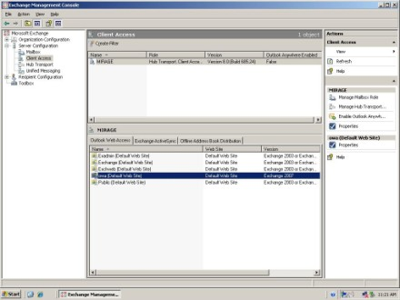 Set up file-attachment security in Exchange 2007 OWA