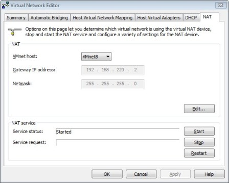 Managing virtual networks with VMware's Workstation and the Virtual