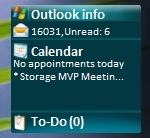 Outlook Info tool for Microsoft Outlook 2007
