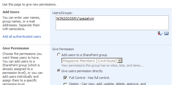 creating SharePoint site map