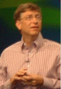 Bill Gates at PDC 2005