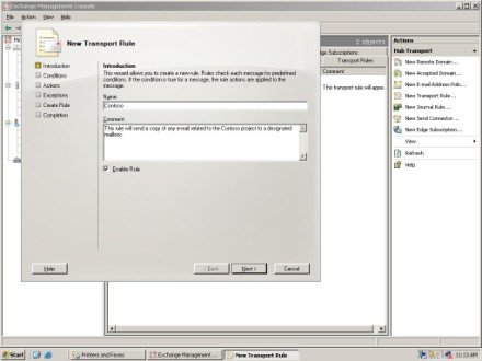 Exchange 2007 Messaging Records Management