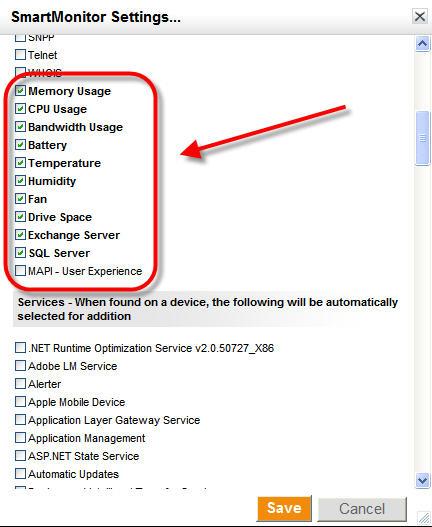 ipMonitor monitor services