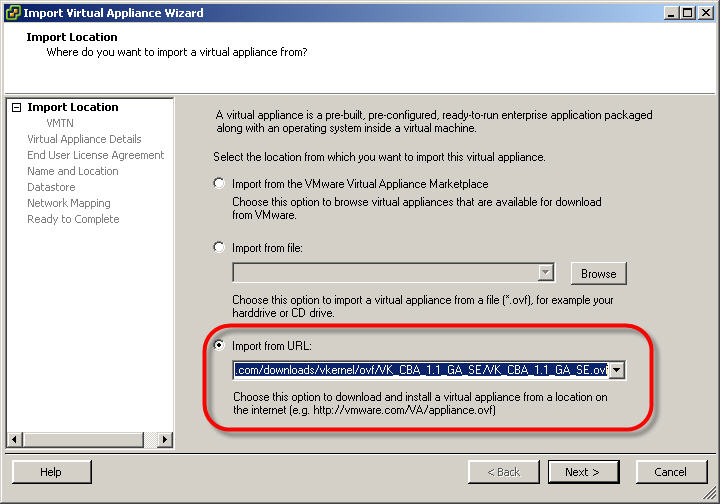 Open Virtual Machine Format to benefit users