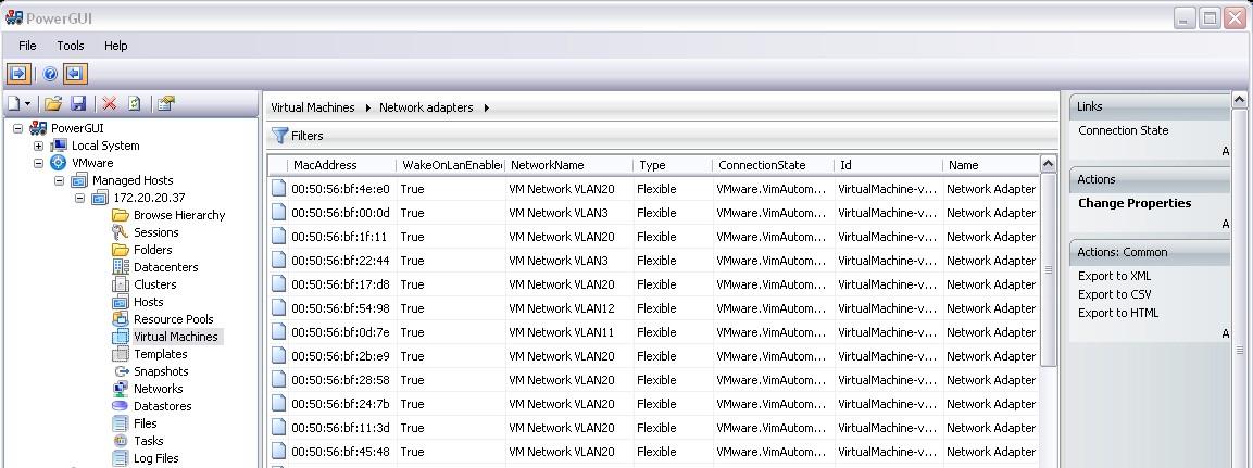 PowerShell scripting for VMware ESX: Using Quest's PowerGUI