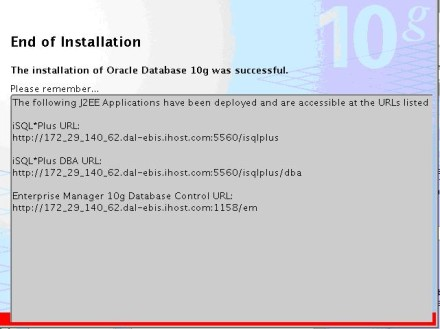 Oracle on RHEL 5: Installation and configuration