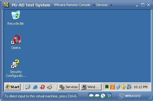 VMware Server 2 0: New look, new Web interface