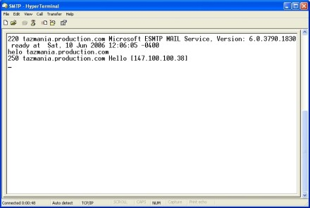 Part 3: How Extended SMTP works and common ESMTP commands