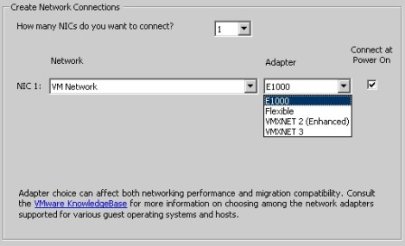 Creating a VMware vSphere guest OS: What's new