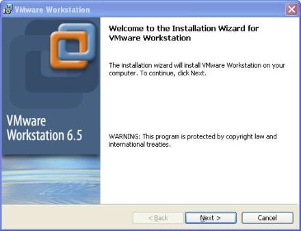Buy now vmware workstation 6.5