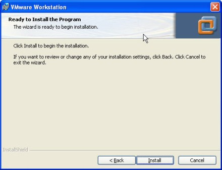 VMware Workstation 6 5: Installation how-to's and notable