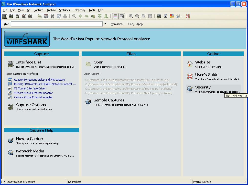 Wireshark 1 2 tutorial: Open source network analyzer's new features
