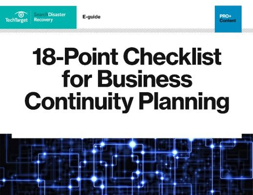 Download: Complete Your Actionable BC/DR Plan In 11 Steps