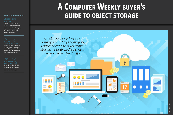 Review Of The Top 6 Products For Object Storage