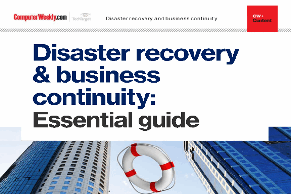 Disaster Recovery Risk Assessment And Business Impact Analysis - Business continuity and disaster recovery plan template