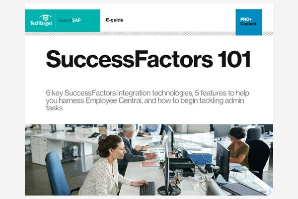 Exclusive Download: SuccessFactors 101
