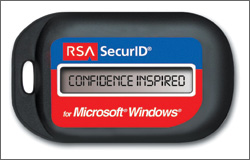 Authentication: RSA SecurID 6 0 for Windows - Information