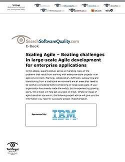 Overcoming challenges in large-scale Agile development for