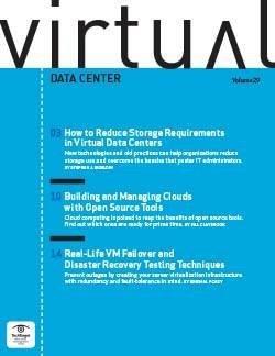 Eliminate I/O bottlenecks, improve VM performance
