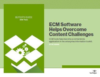 ECM tools give project teams a common platform of communication in ...