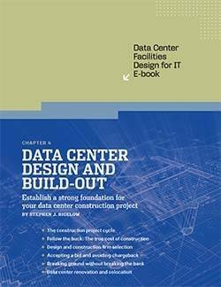 Planning For Effective Data Center Construction Design And Build Out