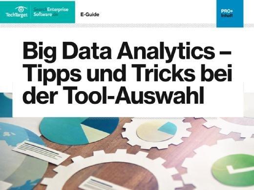 E-Guide Big Data Analytics