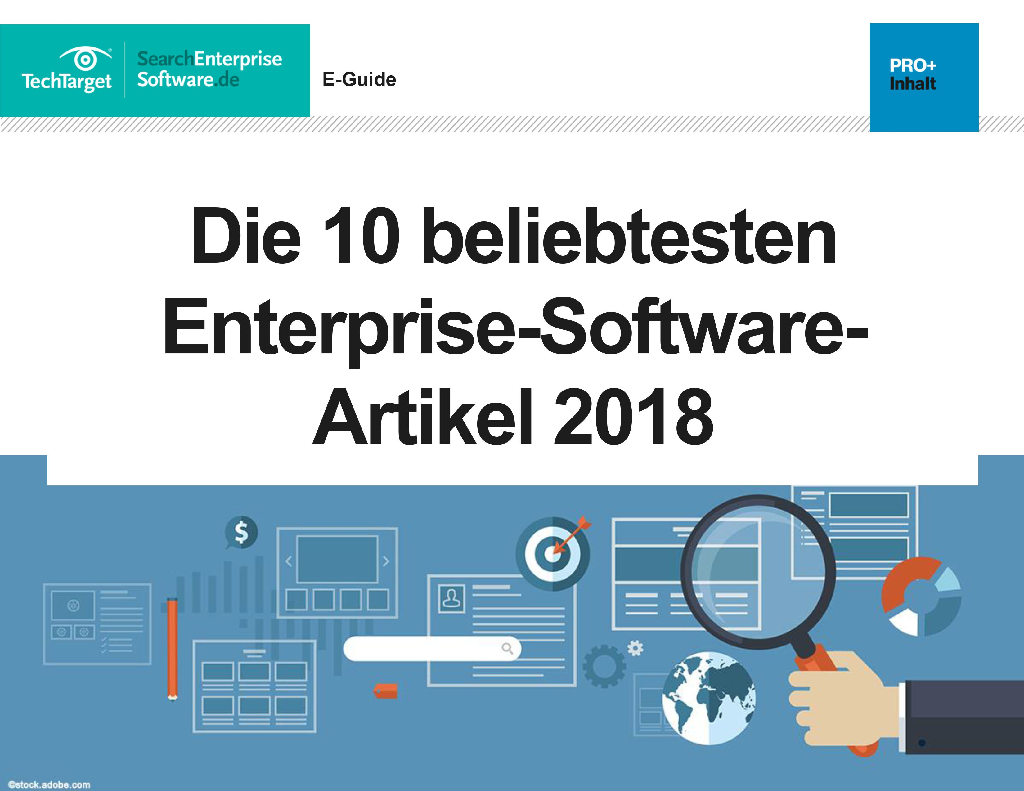 dc29a9f742e6 Management-Informationen zu Enterprise-Software, News und Tipps ...