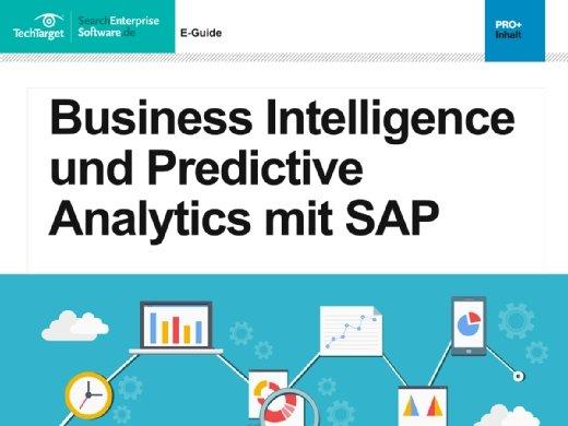 Business Intelligence und Predictive Analytics mit SAP