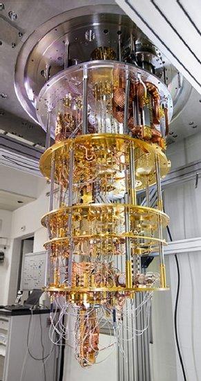 Der Quantenrechner IBM Q Experience steht auch via Cloud zur Verfügung.