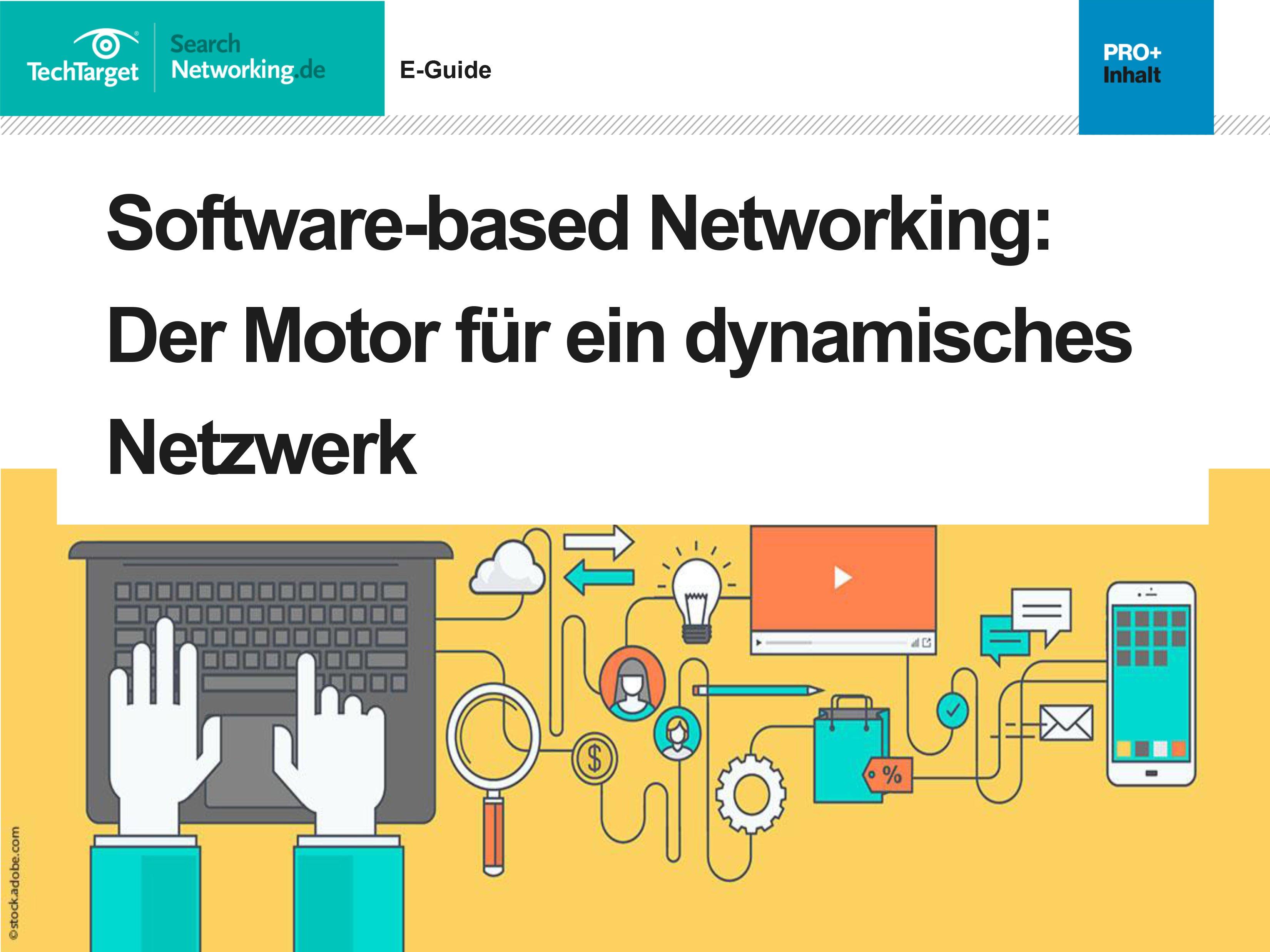 Netzwerk Technologie Und Management Informationen News Tipps Yamaha Motor Vega Force Db Sw Software Based Networking Der Fr Ein Dynamisches