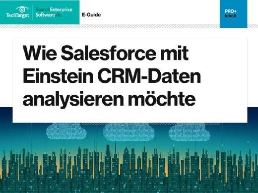 E-Guide Salesforce Einstein