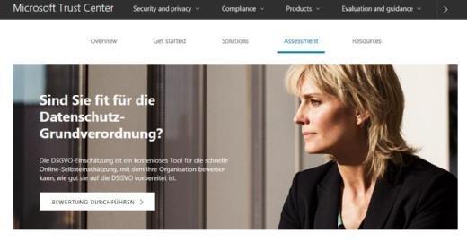 EU-DSGVO: Online-Tool für Firmen zur Selbsteinschätzung