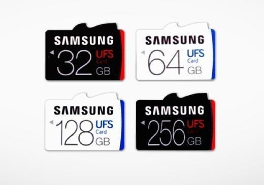 Samsung Universal Flash Storage