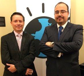 Juan Carlos Rend�n y Manuel V�zquez.