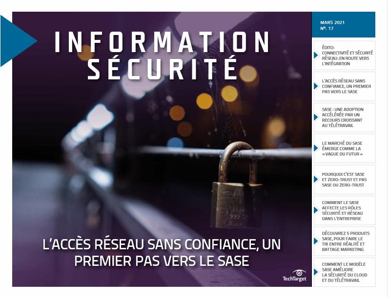 Télécharger gratuitement leMagazine Information Sécurité