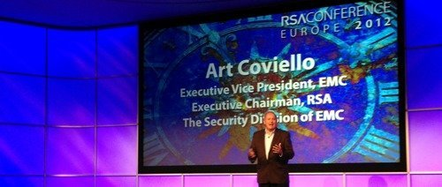 Art Covielo, RSA Conference Europe 2012