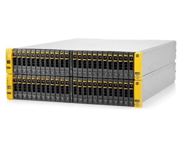 Une Baie HP 3Par StoreServ 8000