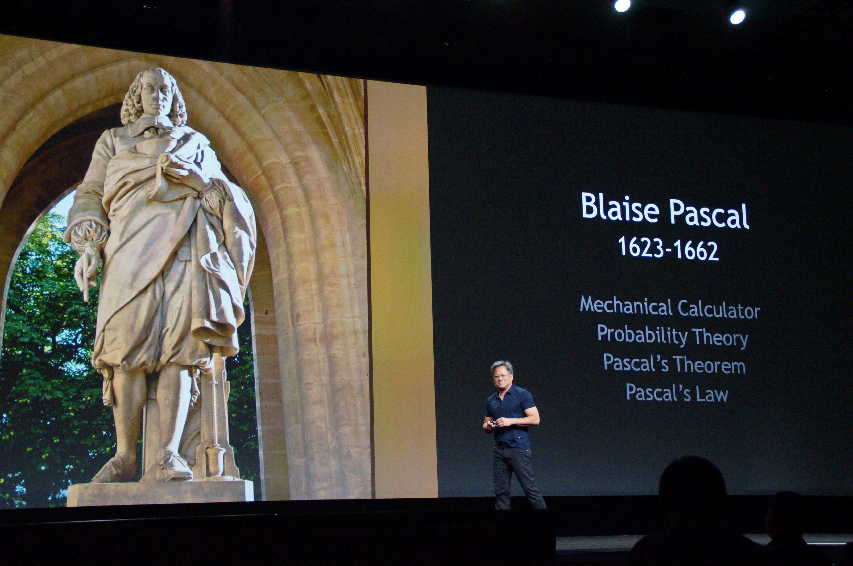 Annonce Nvidia Pascal GPU