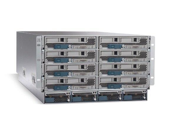 Un châssis Cisco UCS