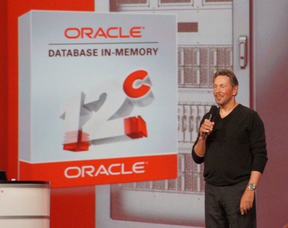 Larry Ellison - Openworld 2013