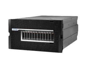 Une baie FLashSystem V9000 d'IBM