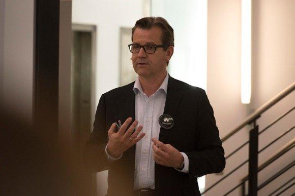 Laurent Allard, CEO, OVH Group.
