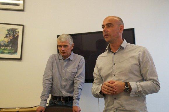 Pierre Evenou, CEO Rozo Systems