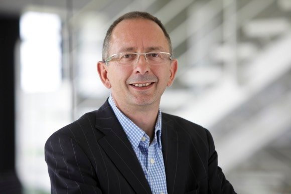 Stephane Blanc, président d'Antemeta